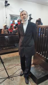 Governor Eyre found guility sentenced to death