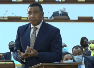 PM Holness concerned about decline in voter turn out in election