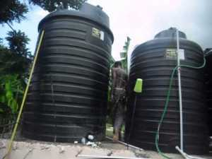Government to provide water tanks for schools