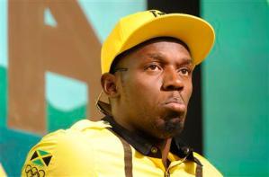 Usain Bolt season is over !