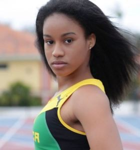 Jamaica's reigning Brianna Williams has signed a multi-year contract with Nike