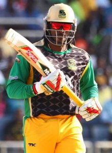 Gayle leads the Tallawahs in must win clash against the Trinidad Red Steels