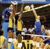 Jamaica's female players makes winning start to Caribbean Senior Volleyball Championship