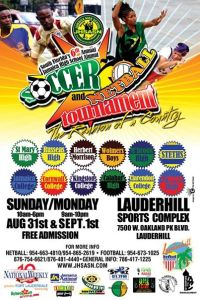 16 Jamaican high school teams to compete in Florida Soccer Tournament