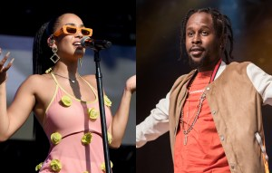 Jorja Smith recruits PopCaan for 'Come Over'