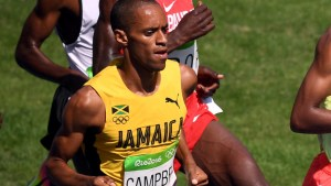 Sports minister Olivia Grange says government will be there for Kemoy Campbell