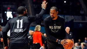 Kevin Durant announces move to join Brooklyn Nets