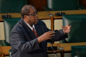 Opposition Spokesman on Public Service, Lambert Brown will have his Portfolio expanded