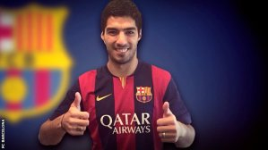 Liverpool and Barcelona agree deal for Luis Suarez