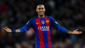 Barcelona official has denied the Spanish soccer club is trying to bring back Neymar