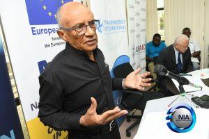 Jamaica falls in Corruption Perception Index