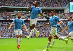 Raheem Sterling could make history by becoming the first footballer to wear Jordan brand boots