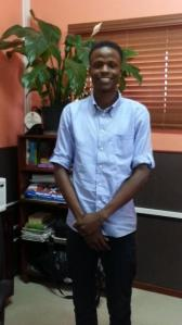 Rajay Murdock off to represent Irie Fm at IAAF events