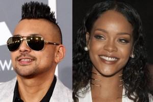 "Sean Paul's ""Get Busy"" a hit at Rihanna Savage x Fenty fashion show"