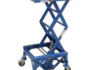 Verrijdbare crosslift met wielen