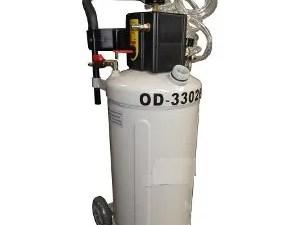 Olie overhevel tank 30 liter