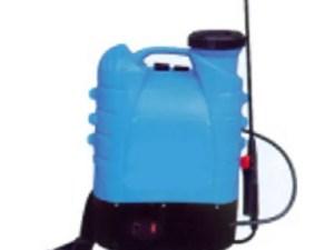 Vloeistofsproeier 15 liter (met accu)