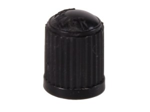 Ventieldop zwart