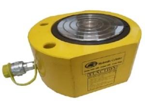 Platte cilinder 150 Ton slag 18 mm