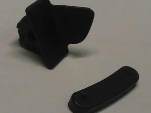 Vervanging pads demontage haak type C&D