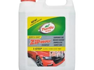Turtle ZIP wax shampoo 2,5 liter