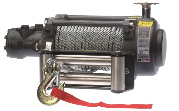 Hydraulische winch 15000LBS 24 volt