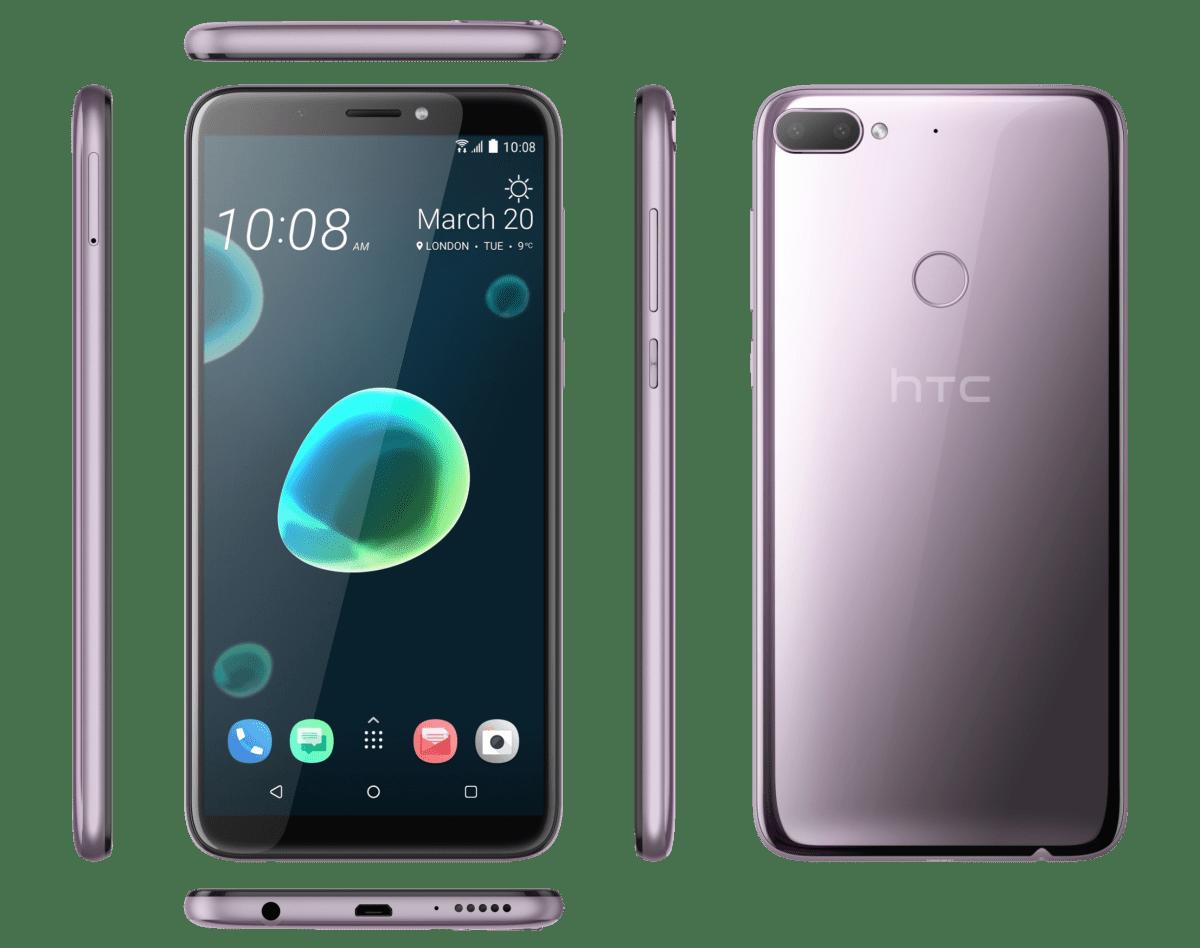 HTC Desire 12 si HTC Desire 12+