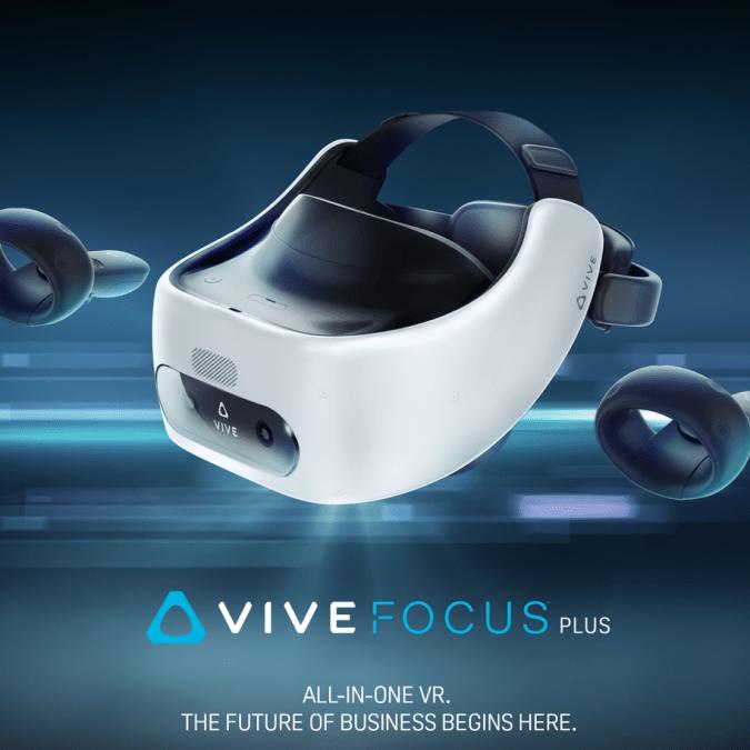 VIVE Focus Plus: preț, disponibilitate, detalii despre lentilele îmbunătățite și funcția multi-mode