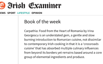 'Carpathia' Book of the Week in the Irish Examiner