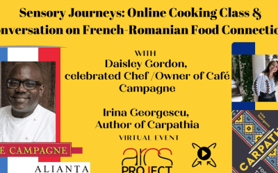 Romanian-French Cookery Class in Seattle