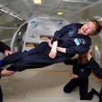 R.I.P. Stephen Hawking (1942-2018)