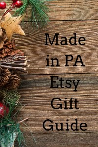 Made in PA Etsy Gift Guide