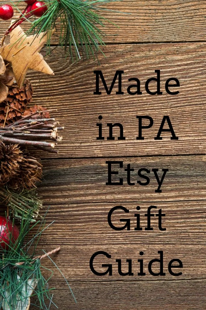 made in PA gift guide