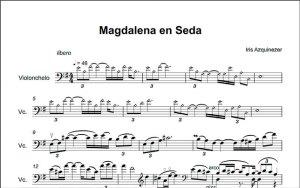 Magdalena en Seda