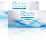 Oasis Tears PLUS, preservative free eye drops for moderate to severe dry eye
