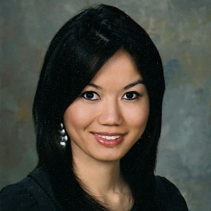 Portrait of Dr. Clara Kuei-Yu Chang, Managing Optometrist