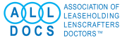 ALLDOCS (Association of Leaseholding LensCrafters Doctors) Logo