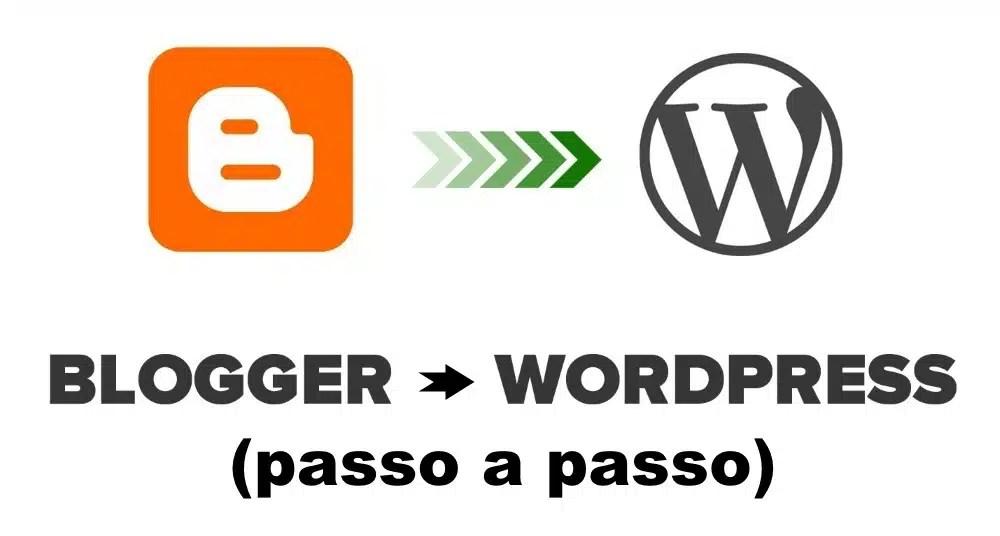 Trasferire e Migrare il blog da Blogger a WordPress
