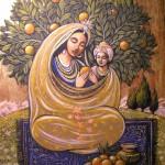 Jesus Mary orangier