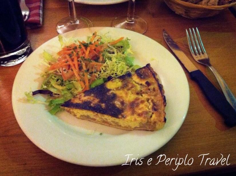 quiche lorainne, cosa mangiare a parigi