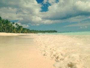 Il mare di Bayahibe