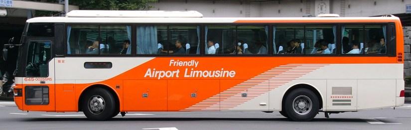 Limousine Bus Tokyo