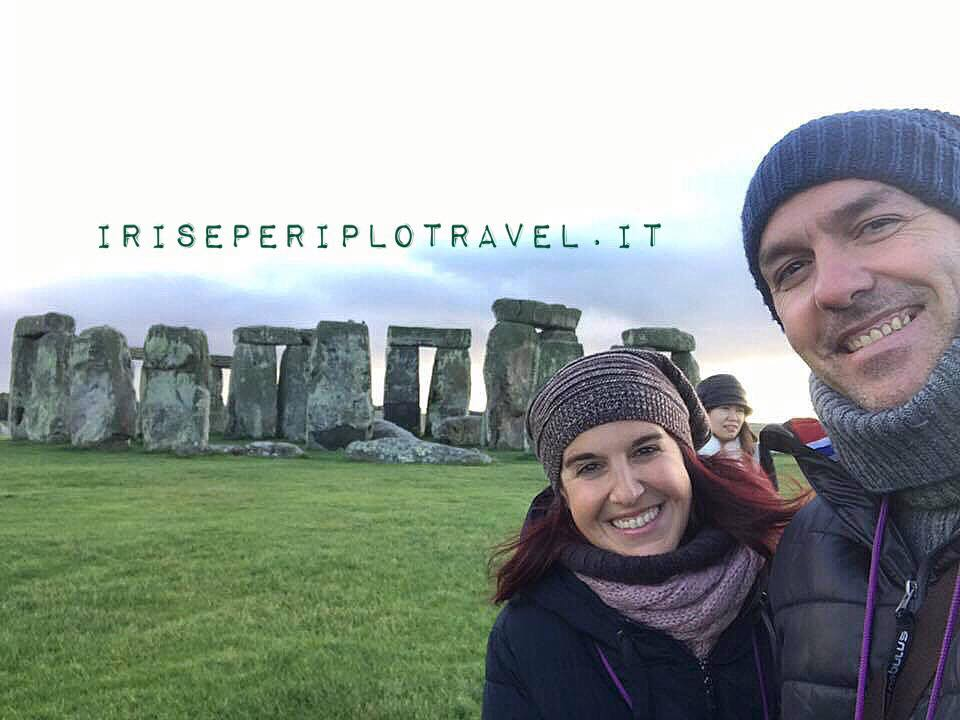 Selfie a Stonehenge