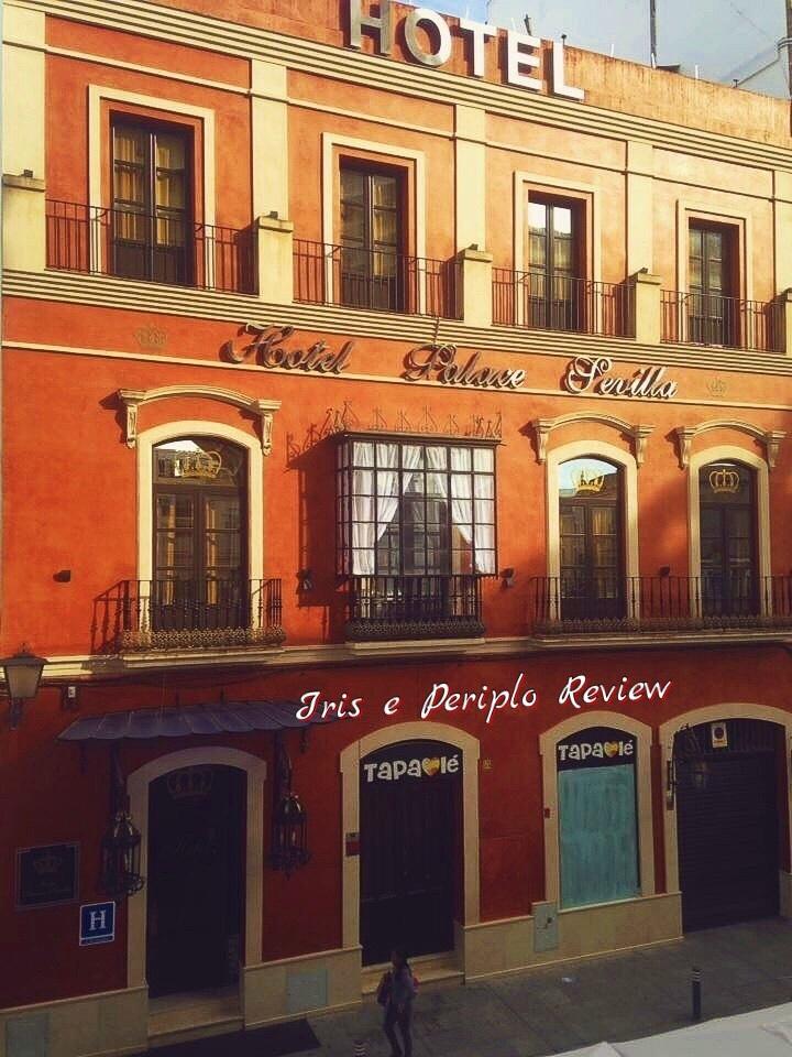 Vista hotel Siviglia