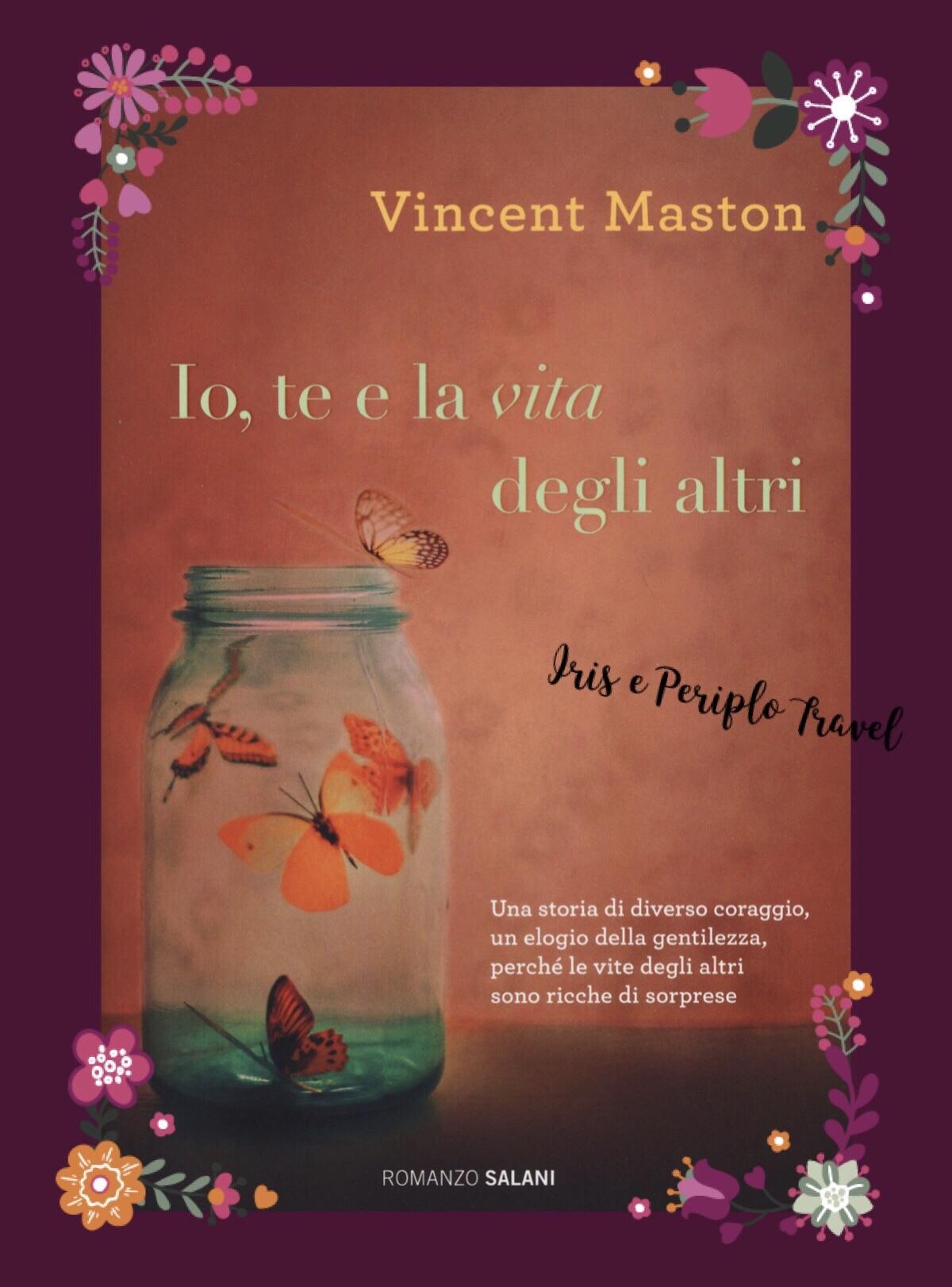 Copertina del libro Io, te e la vita degli altri