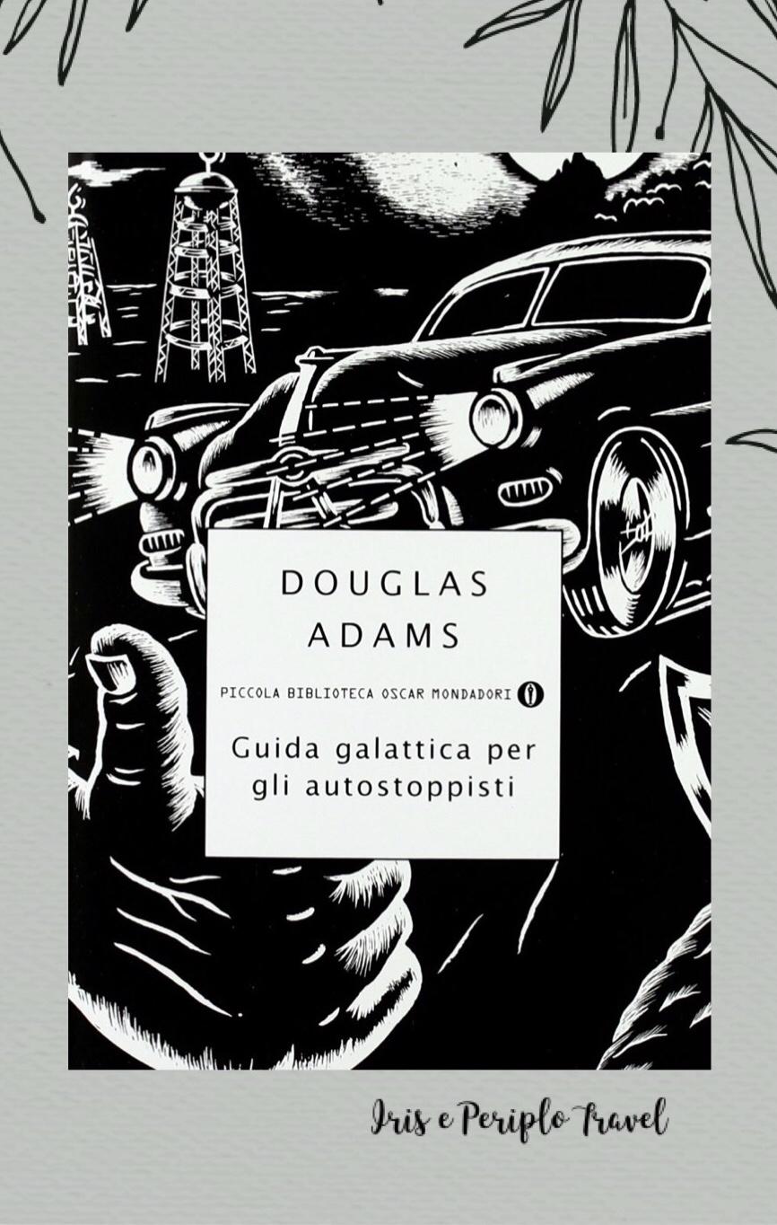 Copertina del libro Guida Galattica per Autostoppisti