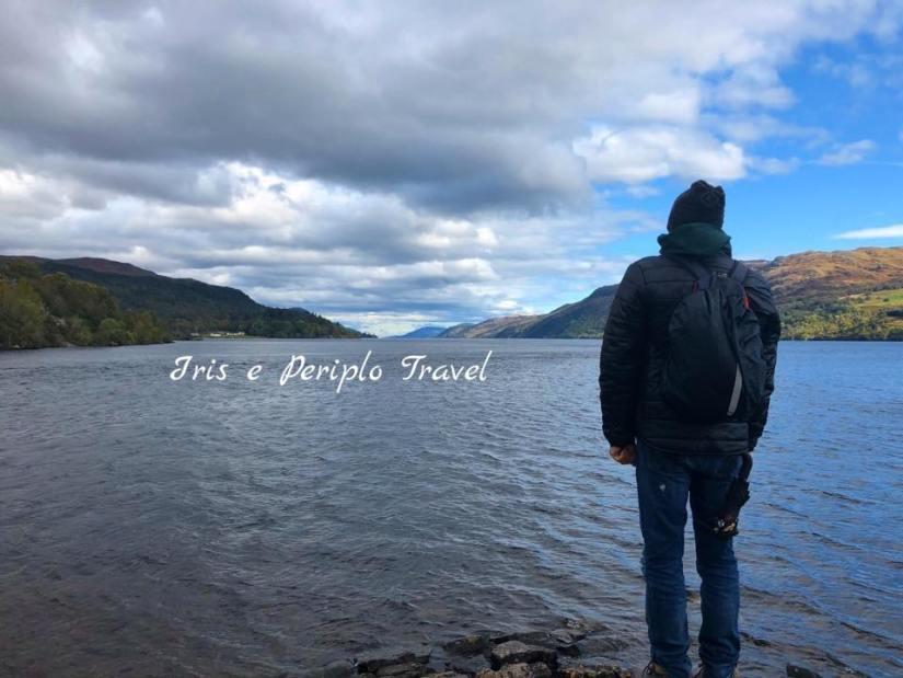 il lago di loch ness 4 giorni ad Edimburgo