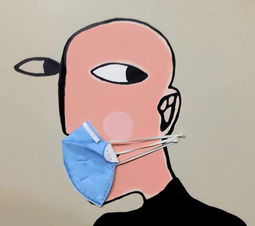 l'arte ai tempi del coronavirus