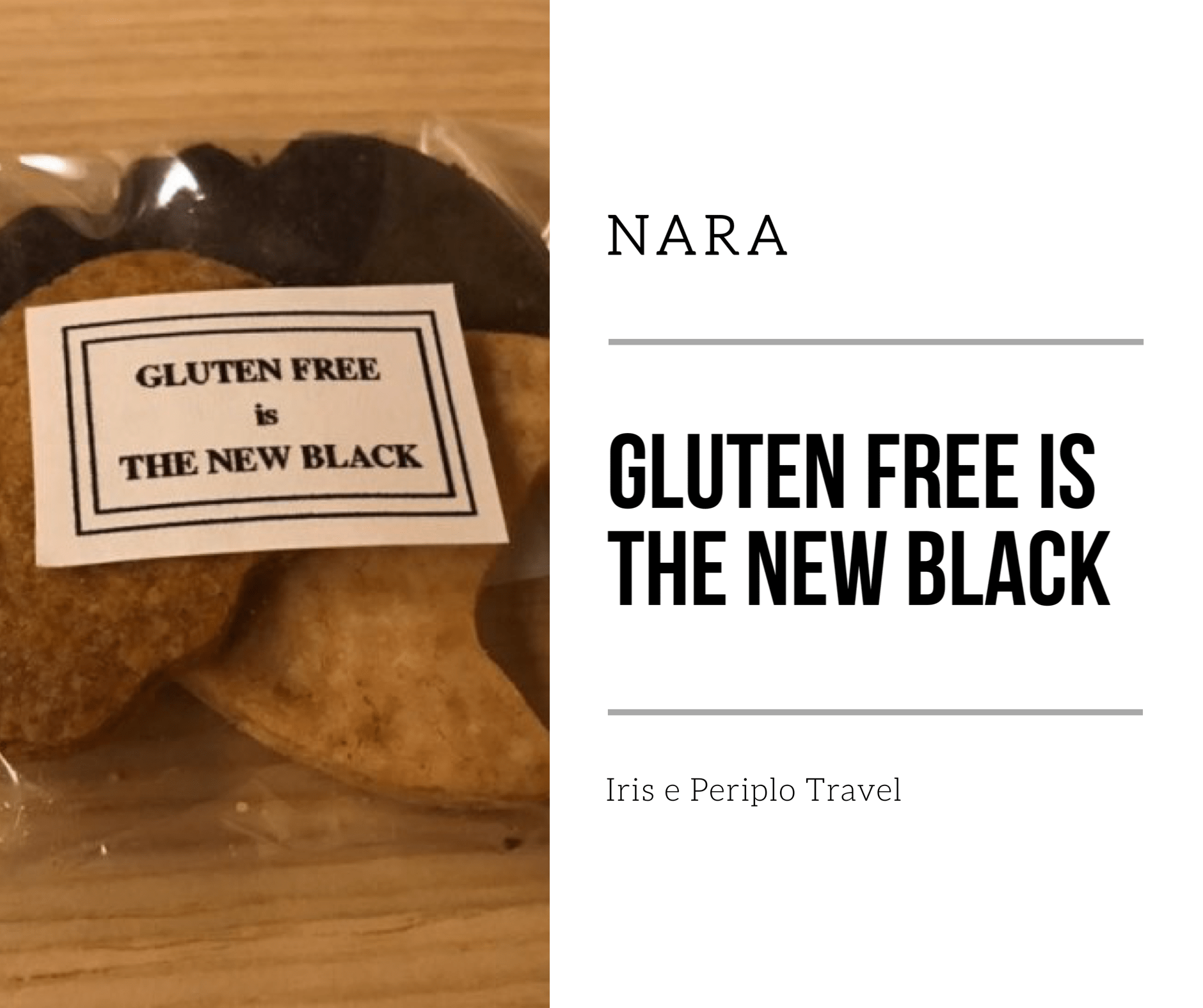gluten free is the new black