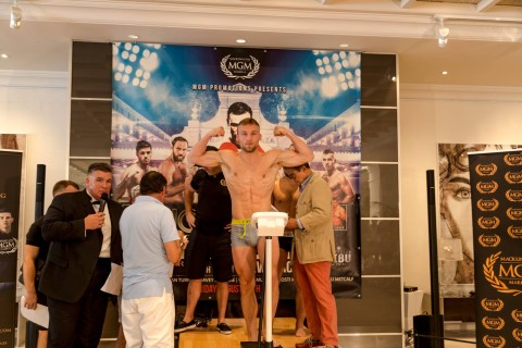 MGM weigh in 7